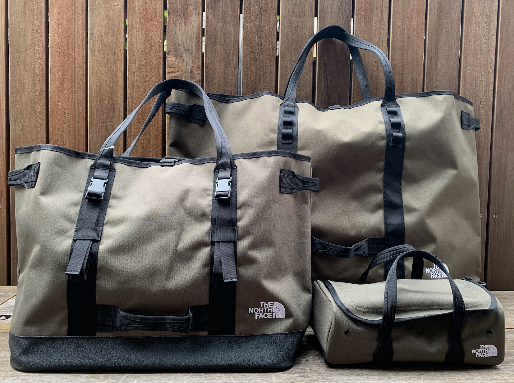 #0265  THE NORTH FACE/FIELDENS SERISE