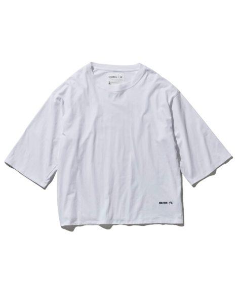 F/CE.® SHELTECH KM SLEEVE/ エフシーイー シェルテックキモノスリーブTシャツ