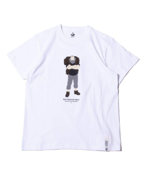 Mountain Research KARL(MOUNTAIN MEN(S))TEE/MTR  / マウンテンリサーチ