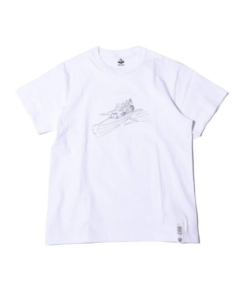 Mountain Research SAUNTER/S/S TEE/MTR / マウンテンリサーチ