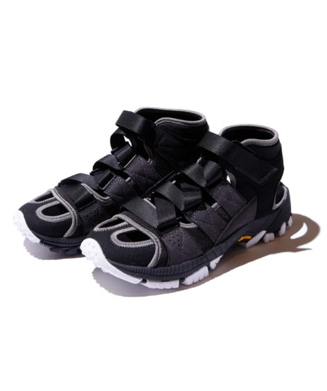 White Mountaineering VIBRAM SOLE CONTRASTED SANDAL / ホワイトマウンテニアリング SALE