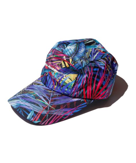 White Mountaineering×KiU BOTANICAL PRINTED LONG VISOR CAP / ホワイトマウンテニアリング SALE
