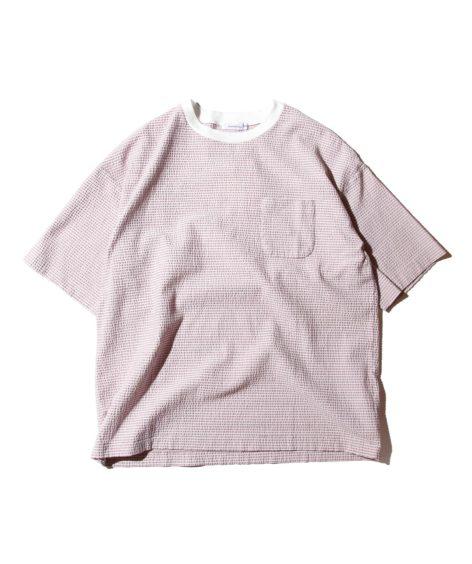 nanamica H/S TEE / ナナミカ SALE