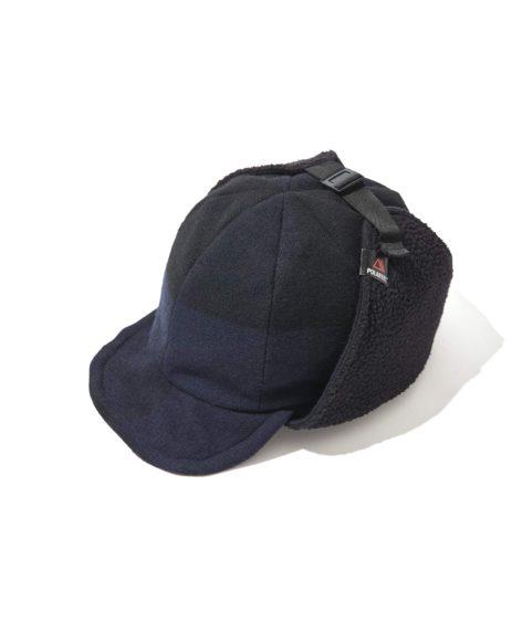 F/CE.® 8 PANEL WOOL ARCTIC CAP/ エフシーイー 8パネル ウールアークティックキャップ