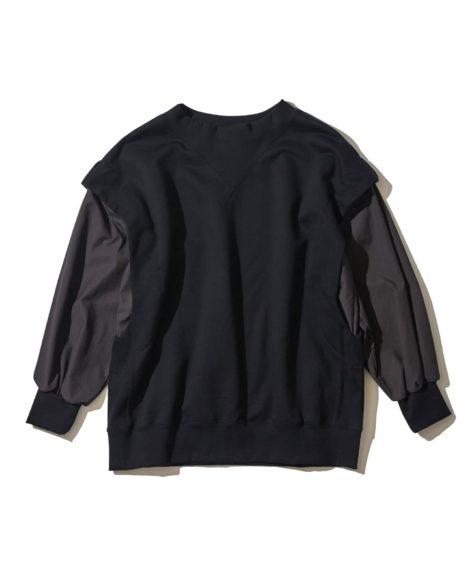 F/CE.® LAYERING  PO/ エフシーイー  レイヤリングスウェットシャツ SALE