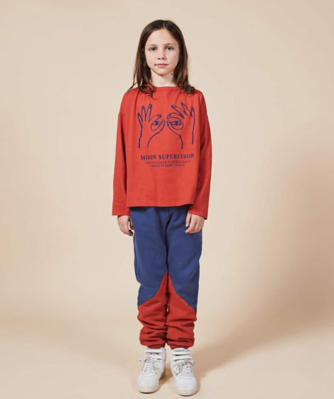 Bobo Choses / Moon Supervisor Long Sleeve T-shirt ボボショーズ