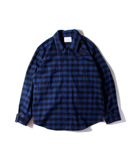 nuterm Heli-Crew Shirts Jacket / ニューターム ヘリクルーシャツジャケット SALE