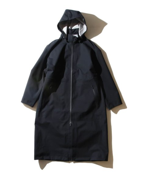 DESCENTE ALLTERRAIN GORE-TEX WOOL COAT / デサントオルテライン ゴアテックス ウールコート