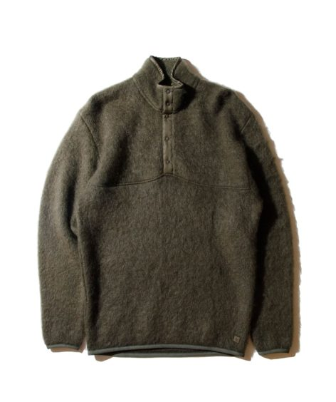 nanamica NACAN PULL SWEATER / ナナミカ