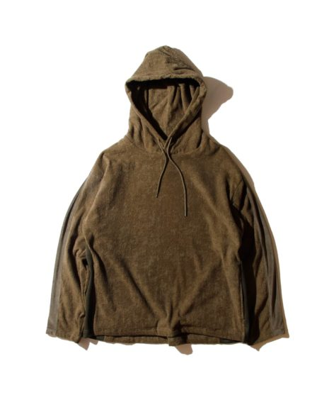 THING FABRICS TF Change cloth hoodie シングファブリックス