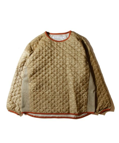 White Mountaineering GORE-TEX INFINIUM QUILTED PULLOVER / ホワイトマウンテニアリング