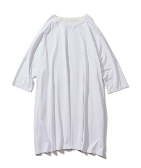F/CE.®  BIG SHAPE T / エフシーイー ビッグシェイプ Tシャツワンピース