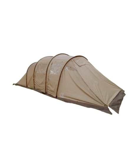 NORDISK REISA6 PU TENT WITH SKIRT / BEIGE×BROWN ノルディスク