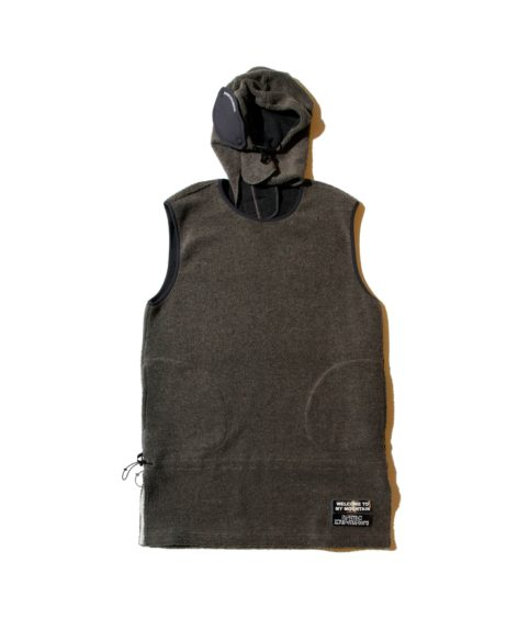 MOUNTAIN RESEARCH BOA VEST / マウンテンリサーチ SALE