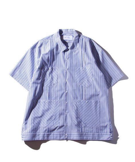F/CE.®︎ THOMAS MASON PINTUCK SHIRTS / トーマスメイソン ピンタック シャツ