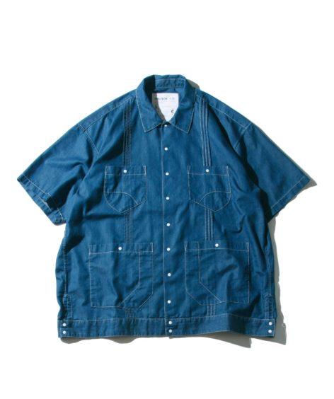 F/CE.®︎ SHELTECH PINTUCK SHIRT / エフシーイー シェルテック ピンタック シャツ