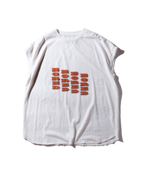 F/CE.® RECYCLE COTTON BORED T / エフシーイー リサイクルコットン フレンチスリーブ Tシャツ