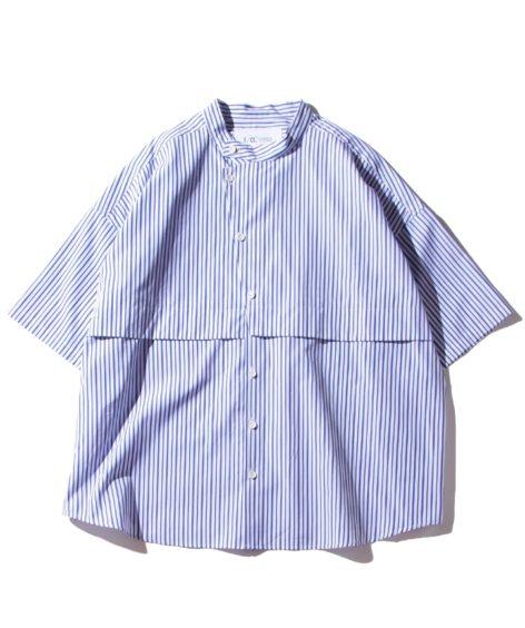 F/CE.® ASYMMETRIC TM SHIRT / エフシーイーアシンメトリー トーマスメーソン シャツ