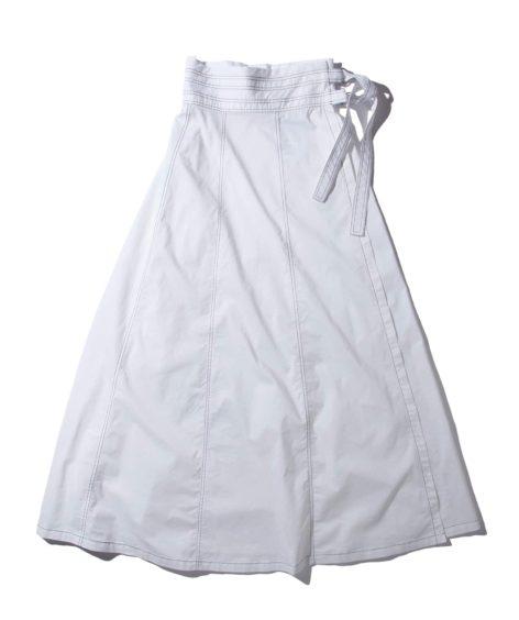 F/CE.®︎ UF WRAP LONG SKIRT / エフシーイー UF ラップ ロングスカート