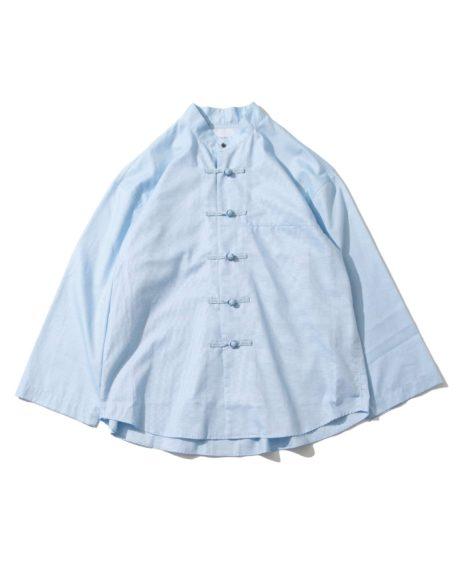 nuterm China Shirts / ニューターム チャイナシャツ SALE