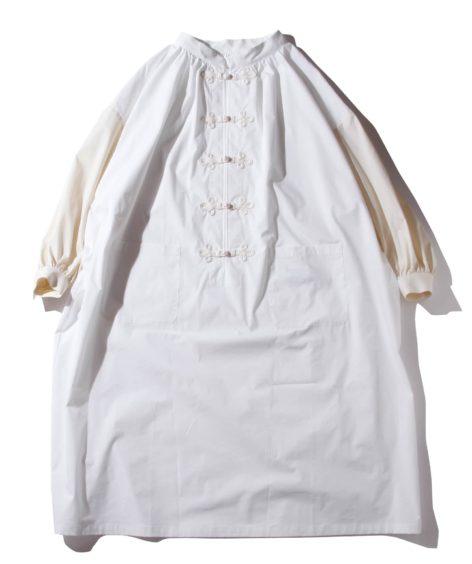 F/CE.®︎ CHINA UF SMOCK DRESS / エフシーイー チャイナ スモックドレス