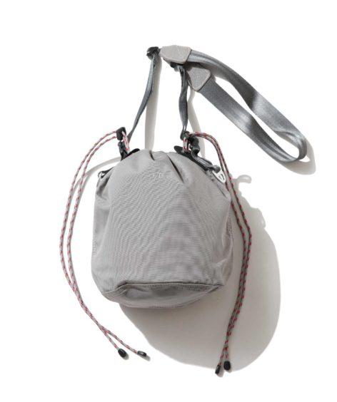 F/CE.®︎ RC ROBIC DRAW STRING /エフシーイー リサイクルロービック ドローストリングバッグ