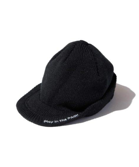 THE PARK SHOP KNITBOY CAP / ザ・パーク・ショップ ニットボーイキャップ