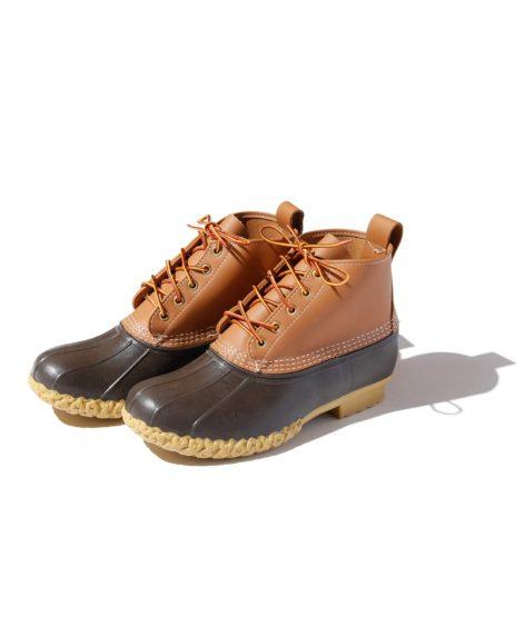 Men's L.L.Bean Bean Boots, 6″ / メンズ エル・エル・ビーン・ブーツ、6インチ