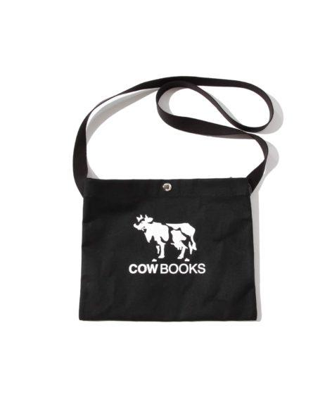 COWBOOKS CANVAS SACOCHE / カウブックス キャンバスサコッシュ