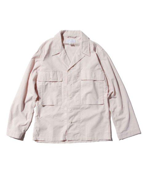nanamica UTILITY SHIRT JK / ナナミカ ユーティリティ シャツ ジャケット
