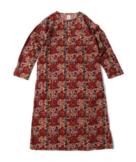 South2 West8 Henley Neck Shirt Dress S2W8 / サウスツーウェストエイト ヘンリーネックシャツドレス