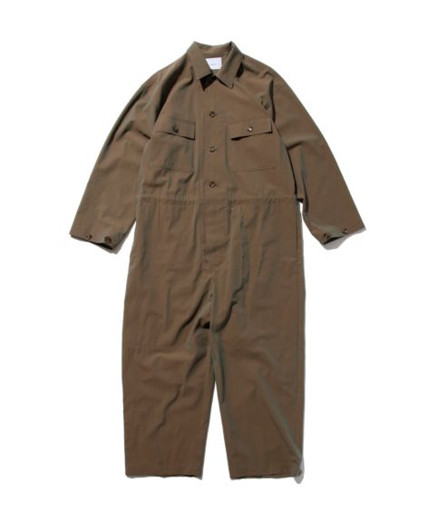 nuterm Millitary Coverall / ニューターム