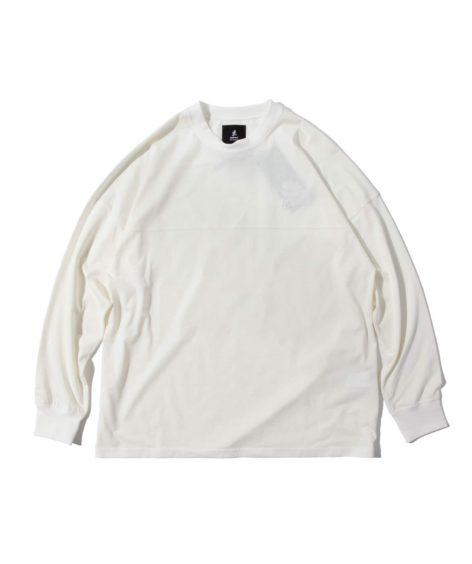 GRAMICCI SHELTECH RENU L/ST / シェルテックレニューL/STシャツ
