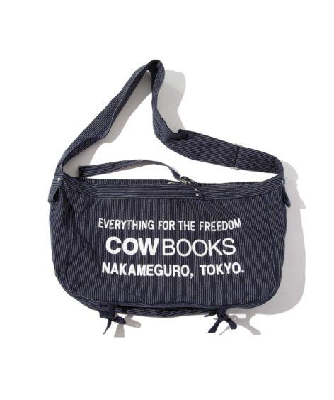 COWBOOKS NEWS BOY BAG / カウブックス ニュースボーイバッグ SALE