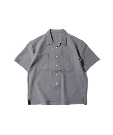F/CE. × GRAMICCI SEAMLESS OPEN SHIRTS / エフシーイー × グラミチ シームレス オープン シャツ