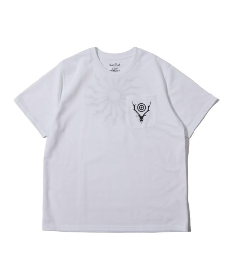 South2 West8 S/S Round Pocket Tee / サウスツーウェストエイト S/S ラウンドポケットティー