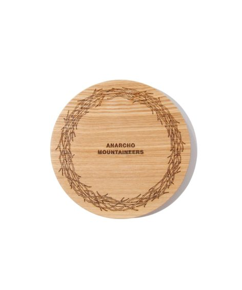 Mountain Research WOOD LID(SOLO) / マウンテンリサーチ ウッドリッド (ソロ)