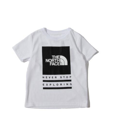 THE NORTH FACE S/S TNF Bug Free Logo Tee / ザ・ノースフェイス S/S TNF バグフリー ロゴ Tシャツ SALE