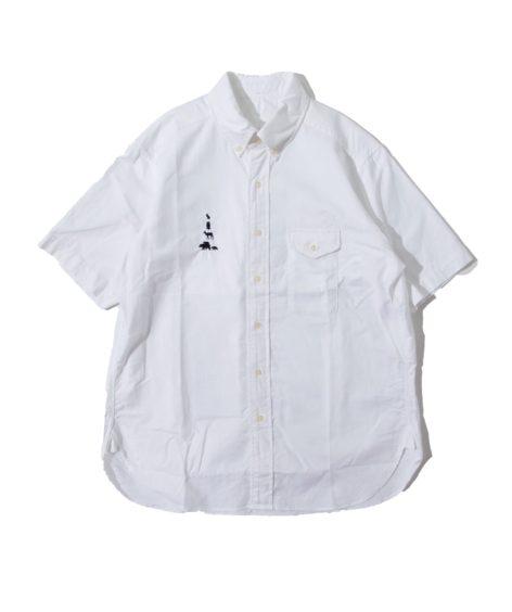 MOUNTAIN RESEARCH B.D.S/S / マウンテンリサーチ ボタンダウンシャツ