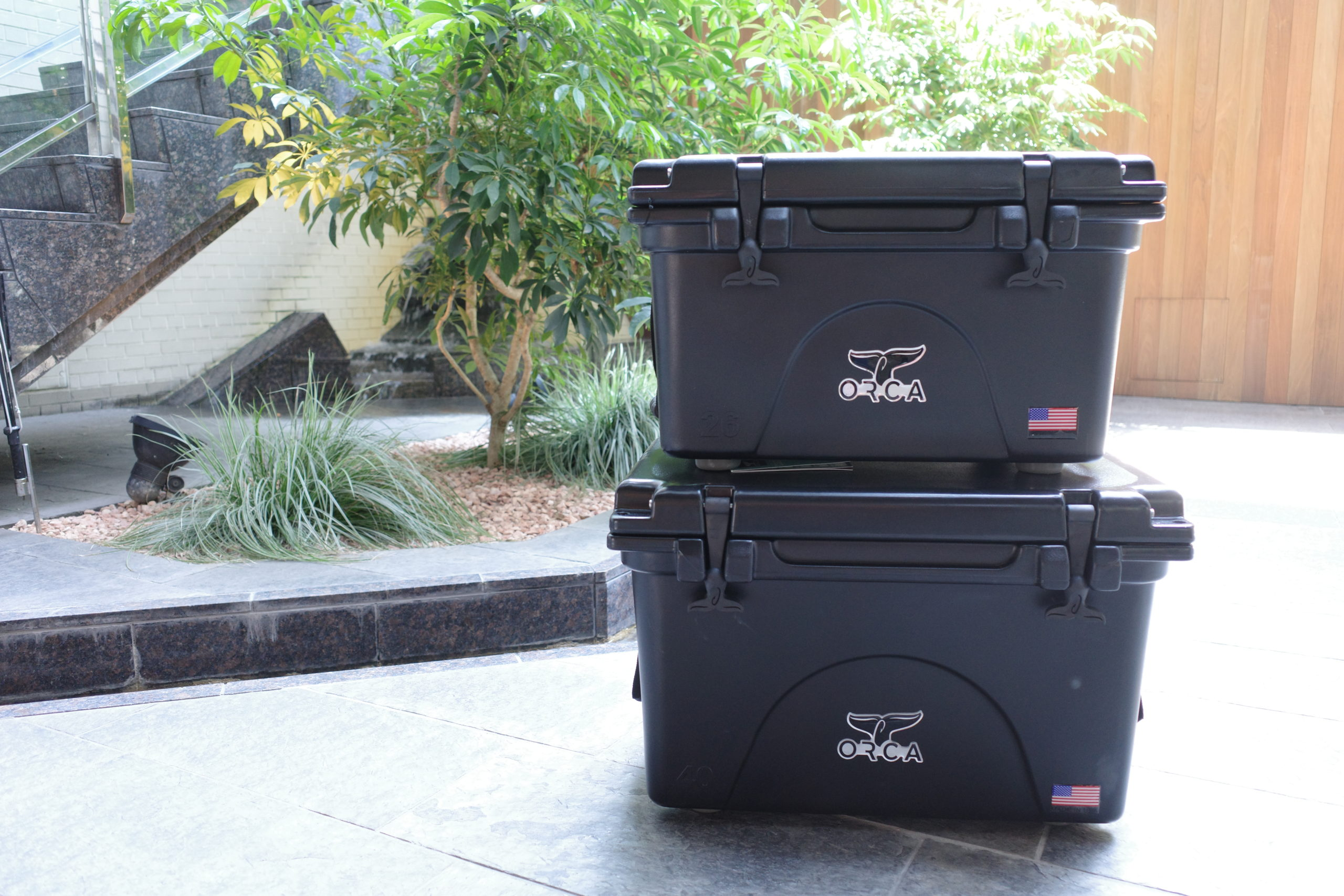 #164 -ORCA Coolers-
