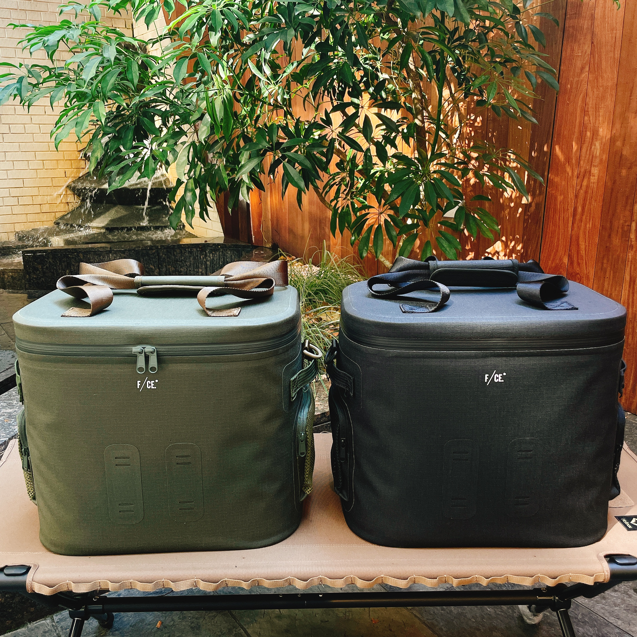 #174 -F/CE COOLER CONTAINER-
