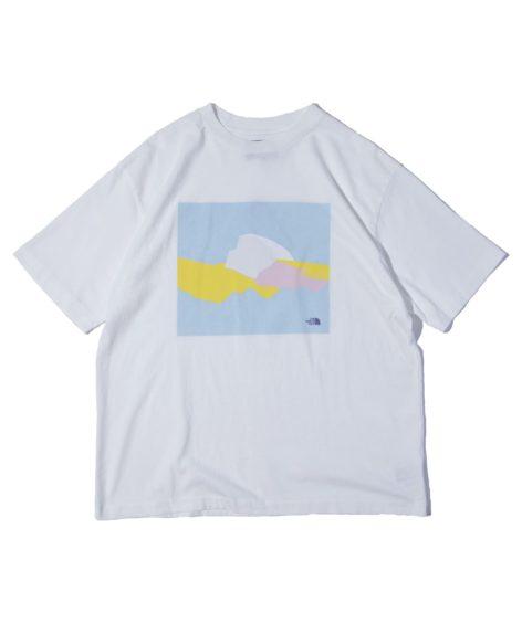 THE NORTH FACE PURPLE LABEL 5.5OZ GRAPHC TEE / ザ・ノースフェイス パープルレーベル 5.5オンス グラフィックTシャツ