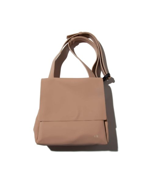 F/CE.®️ TECH LEATHER SHOULDER BAG / エフシーイー テックレザー ショルダー バッグ