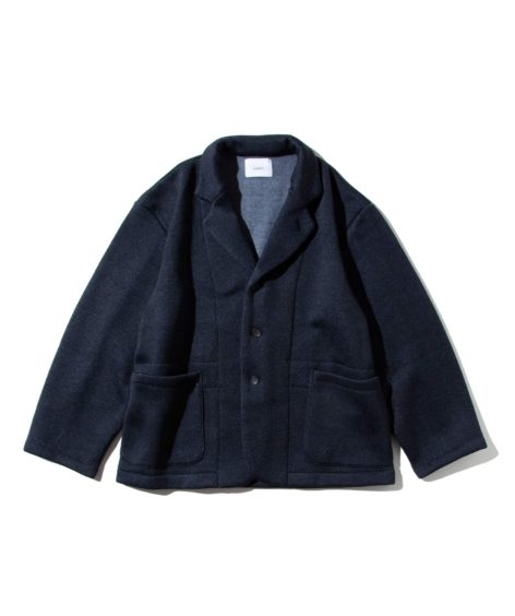 nuterm Double Face Fleece 3B Jacket / ニューターム ダブルフェイス フリース 3B ジャケット