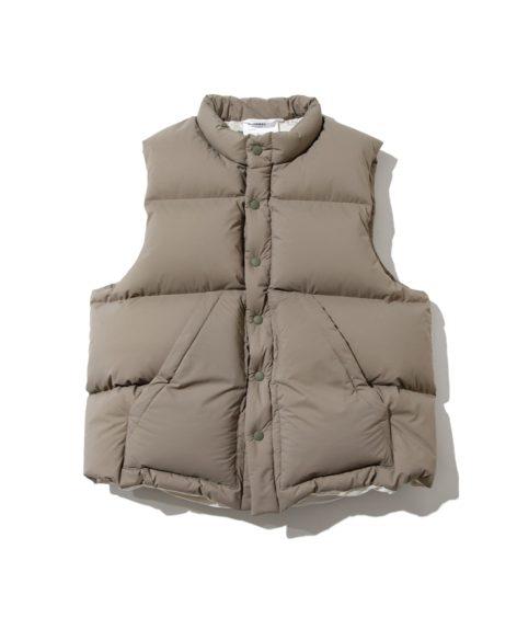 F/CE. × DIGAWEL Puffer Vest / エフシーイー × ディガウェル ダウンベスト